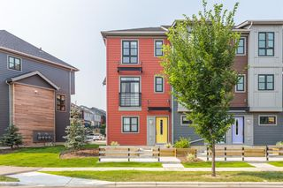 Main Photo: 1004 Walden Drive SE in Calgary: Walden Row/Townhouse for sale : MLS®# A1133793
