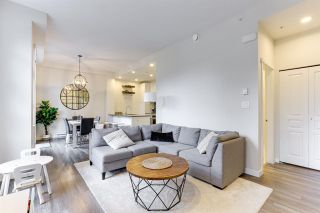 """Photo 9: 104 3096 WINDSOR Gate in Coquitlam: New Horizons Townhouse for sale in """"MANTYLA"""" : MLS®# R2589621"""