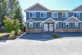 Photo 1: 111 170 Centennial Dr in : CV Courtenay East Row/Townhouse for sale (Comox Valley)  : MLS®# 885134
