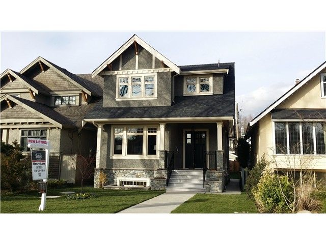 Main Photo: 2985 W 15TH Avenue in Vancouver: Kitsilano House for sale (Vancouver West)  : MLS®# V1048613