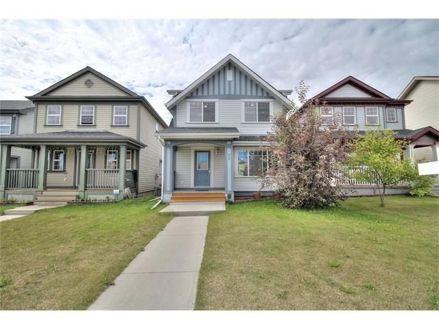 Main Photo: 127 EVERMEADOW Avenue SW in Calgary: Evergreen House for sale : MLS®# C4069802