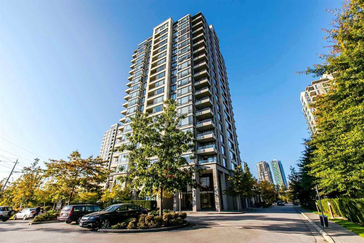 """Main Photo: 501 4178 DAWSON Street in Burnaby: Brentwood Park Condo for sale in """"TANDEM 2"""" (Burnaby North)  : MLS®# R2143849"""