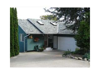 Photo 1: 817 BAYVIEW HEIGHTS Road in Gibsons: Gibsons & Area House for sale (Sunshine Coast)  : MLS®# V829069