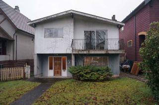 Photo 1: 834 W 18TH Avenue in Vancouver: Cambie House for sale (Vancouver West)  : MLS®# R2424422
