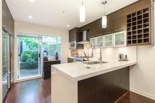 Photo 3: 2172 W 8TH AVENUE in Vancouver: Kitsilano Townhouse for sale (Vancouver West)  : MLS®# R2176303