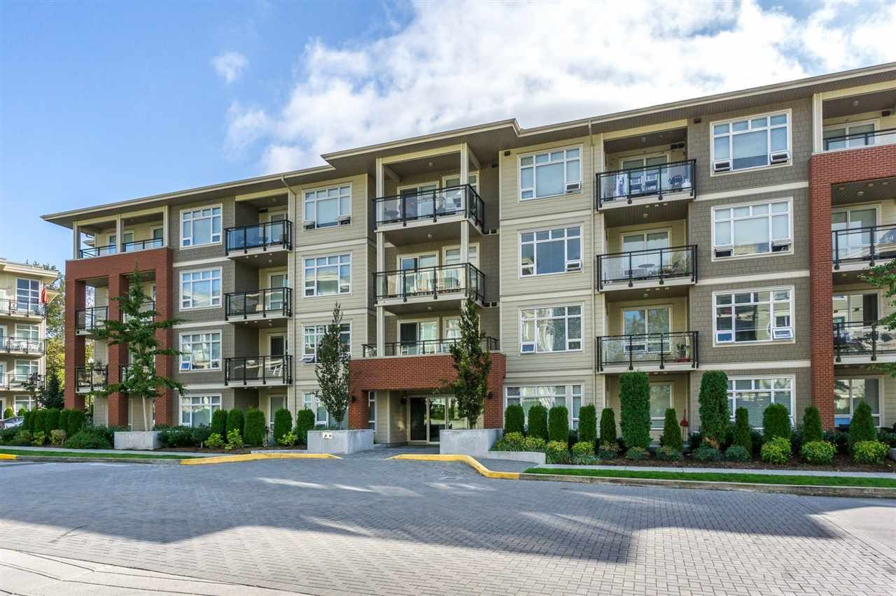 """Main Photo: B104 20211 66 Avenue in Langley: Willoughby Heights Condo for sale in """"ELEMENTS"""" : MLS®# R2112664"""