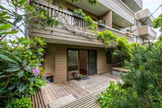 """Photo 22: 103 2100 W 3RD Avenue in Vancouver: Kitsilano Condo for sale in """"PANORAMA PLACE"""" (Vancouver West)  : MLS®# R2457956"""
