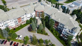Main Photo: 122 200 Lincoln Way SW in Calgary: Lincoln Park Apartment for sale : MLS®# A1131432