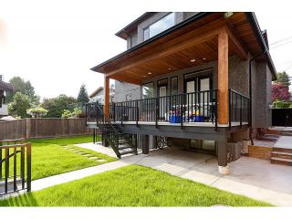 Photo 19: 4038 RUMBLE ST - LISTED BY SUTTON CENTRE REALTY in Burnaby: Suncrest House for sale (Burnaby South)  : MLS®# V1122974