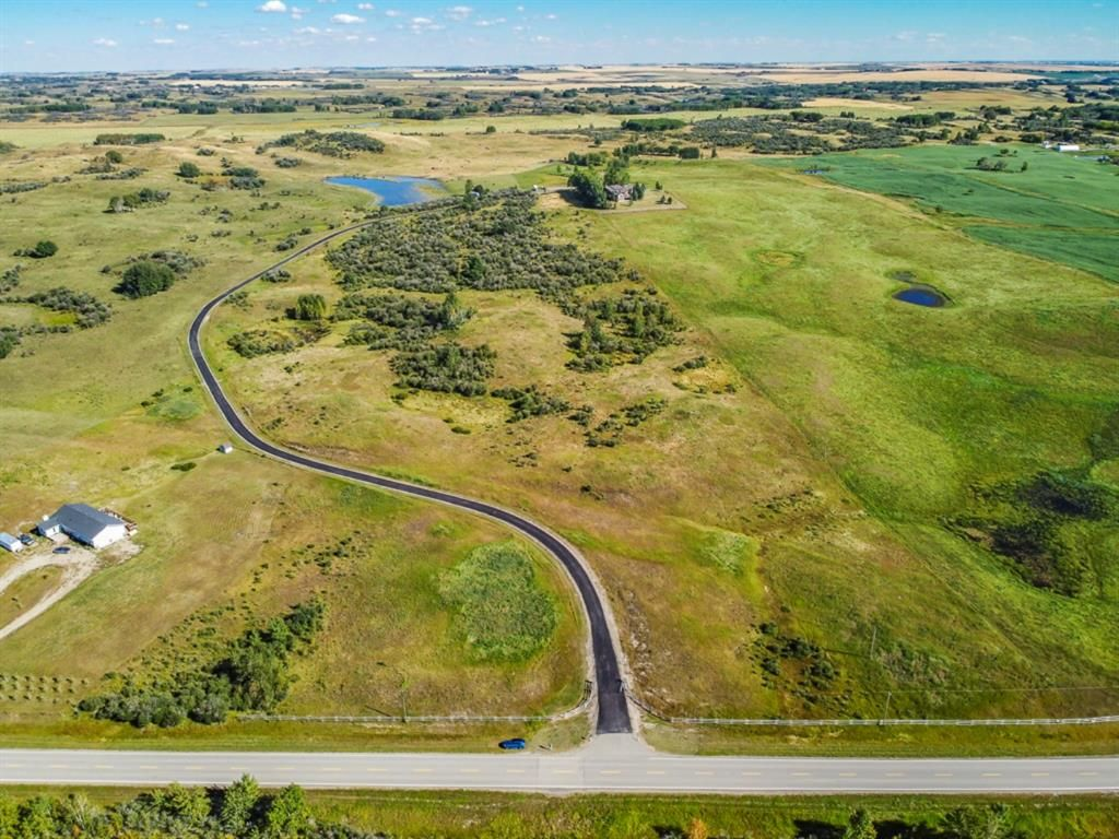 Main Photo: 272186 Lochend Road in Rural Rocky View County: Rural Rocky View MD Residential Land for sale : MLS®# A1122271