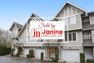 """Photo 1: 117 15175 62A Avenue in Surrey: Sullivan Station Townhouse for sale in """"BROOKLANDS"""" : MLS®# R2121725"""
