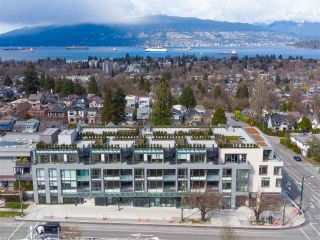 "Photo 2: 304 3639 W 16TH Avenue in Vancouver: Point Grey Condo for sale in ""The Grey"" (Vancouver West)  : MLS®# R2563201"