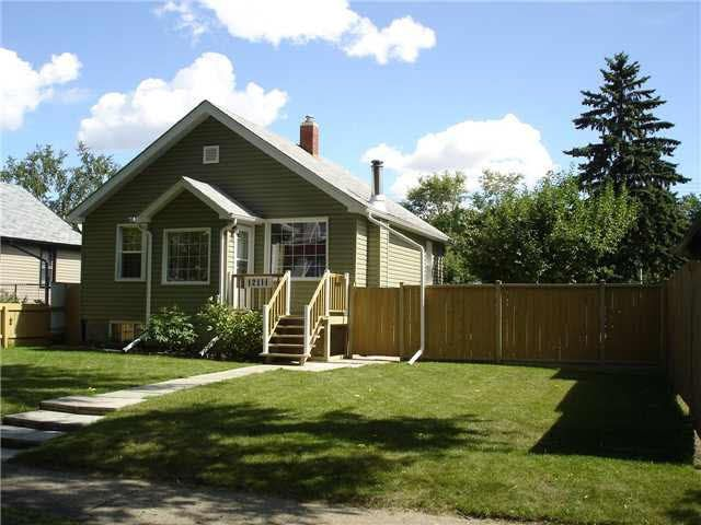 Main Photo: 12111 89 Street NW in Edmonton: Zone 05 House for sale : MLS®# E4185661