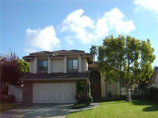 Photo 1: ENCINITAS House for sale : 4 bedrooms : 1627 Orange Blossom Way