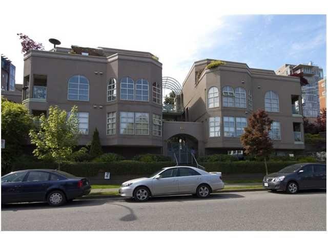 "Main Photo: 208 1082 W 8TH Avenue in Vancouver: Fairview VW Condo for sale in ""LA GALLERIA"" (Vancouver West)  : MLS®# V831245"