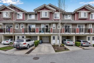 """Photo 1: 80 6383 140 Street in Surrey: Sullivan Station Townhouse for sale in """"Panorama West Village"""" : MLS®# R2558139"""