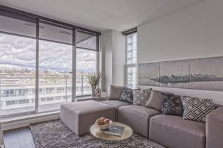 "Photo 1: 1208 455 SW MARINE Drive in Vancouver: Marpole Condo for sale in ""W1"" (Vancouver West)  : MLS®# R2362367"