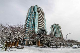 "Photo 2: 1905 6611 SOUTHOAKS Crescent in Burnaby: Highgate Condo for sale in ""GEMINI I"" (Burnaby South)  : MLS®# R2340417"