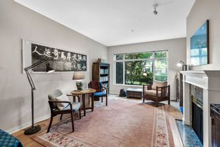"""Photo 4: 119 5735 HAMPTON Place in Vancouver: University VW Condo for sale in """"THE BRISTOL"""" (Vancouver West)  : MLS®# R2625027"""