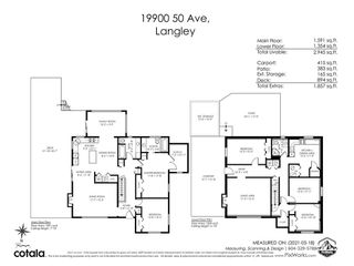 Photo 40: 19900 50 Avenue in Langley: Langley City House for sale : MLS®# R2583080