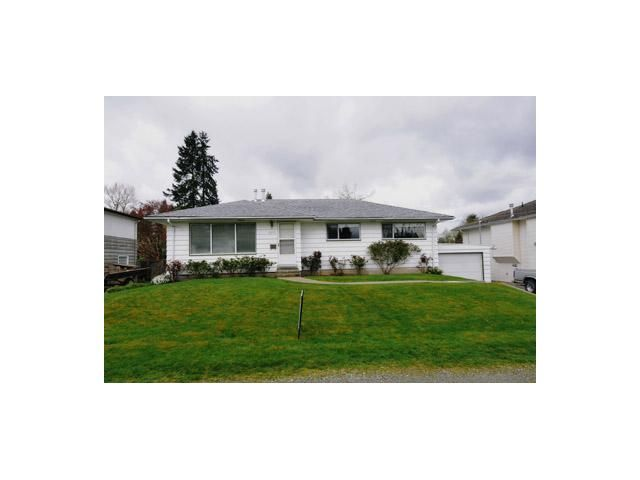 Main Photo: 12375 DAVISON Street in Maple Ridge: West Central House for sale : MLS®# V909110