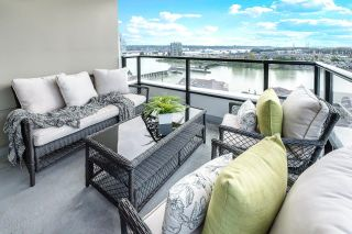 """Photo 28: 1705 1 RENAISSANCE Square in New Westminster: Quay Condo for sale in """"The Q"""" : MLS®# R2623606"""