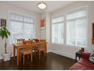 """Photo 5: 86 8250 209B Street in Langley: Willoughby Heights Townhouse for sale in """"OUTLOOK"""" : MLS®# F1404078"""