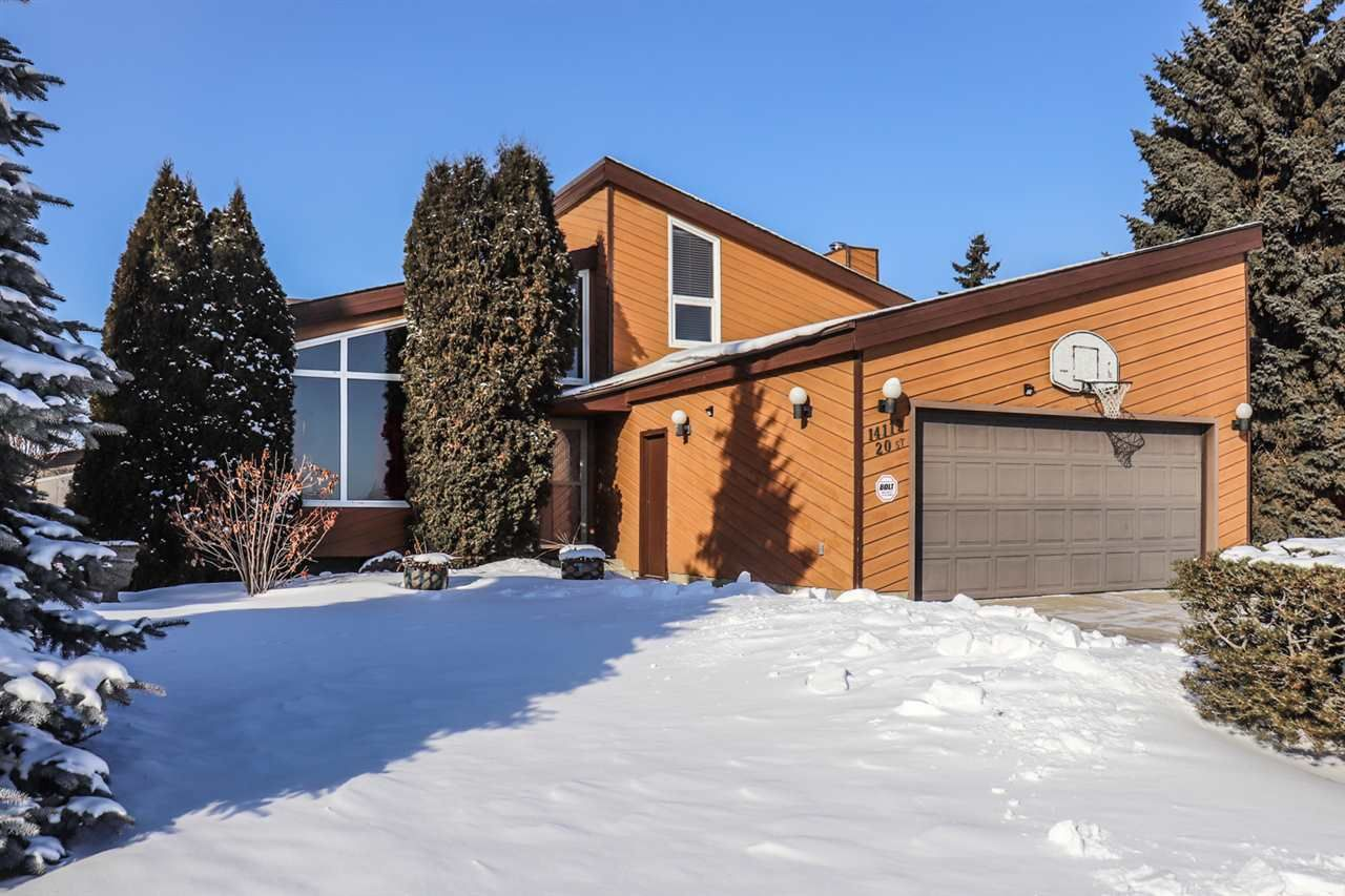 Main Photo: 14112 20 Street in Edmonton: Zone 35 House for sale : MLS®# E4228820