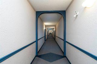 Photo 36: 319 10535 122 Street in Edmonton: Zone 07 Condo for sale : MLS®# E4238622