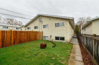 Photo 44: 12036 81 Street in Edmonton: Zone 05 House Half Duplex for sale : MLS®# E4243162