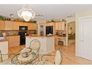 Photo 14: 87 WENTWORTH Circle SW in Calgary: West Springs House for sale : MLS®# C4055717