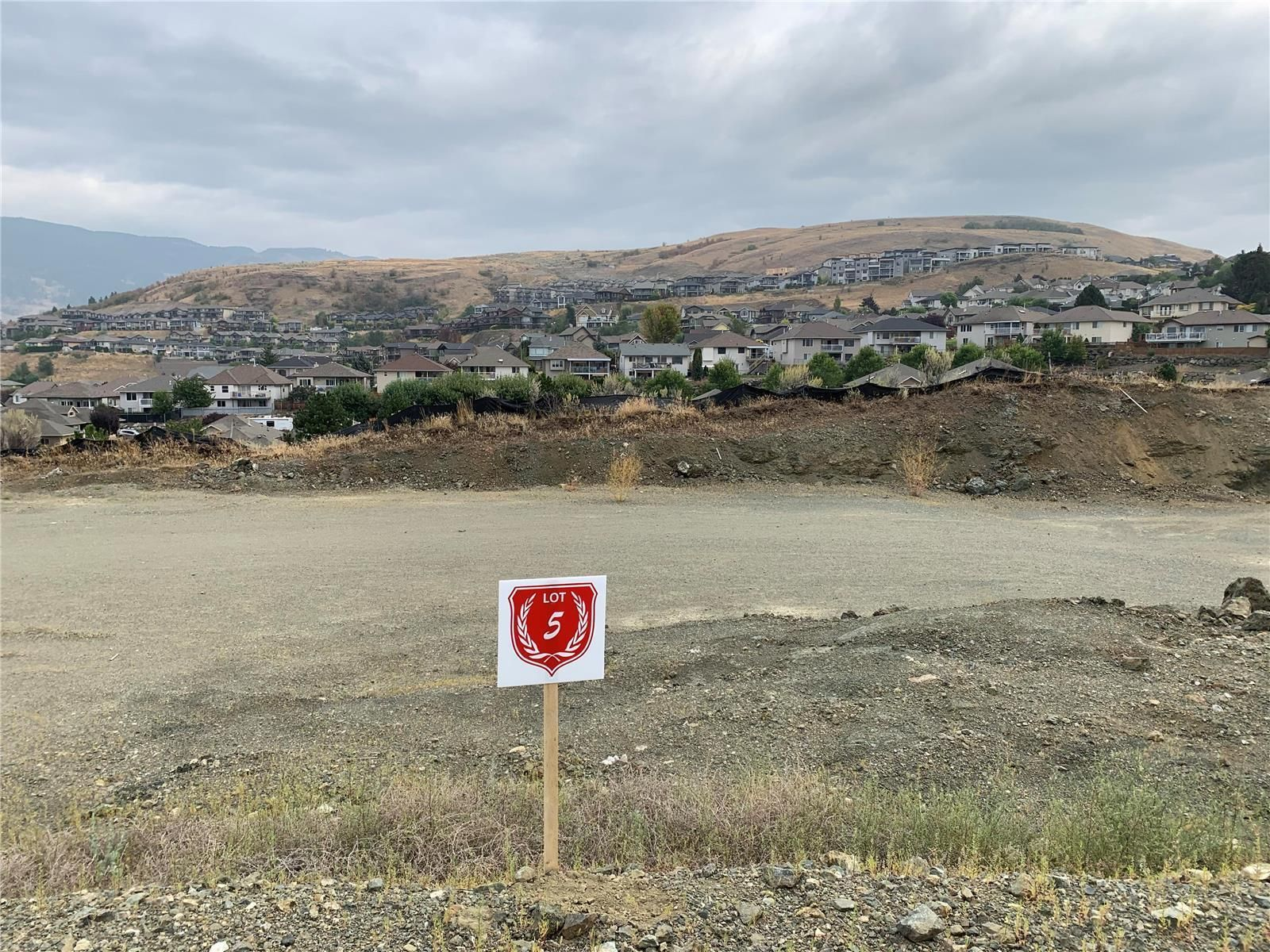 Main Photo: #Lot 5 953 Mt. Griffin Road, in Vernon: Vacant Land for sale : MLS®# 10241028