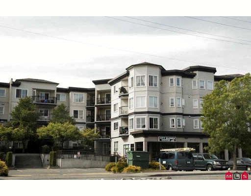 "Main Photo: 114 5765 GLOVER Road in Langley: Langley City Condo for sale in ""COLLEGE COURT"" : MLS®# F2911635"