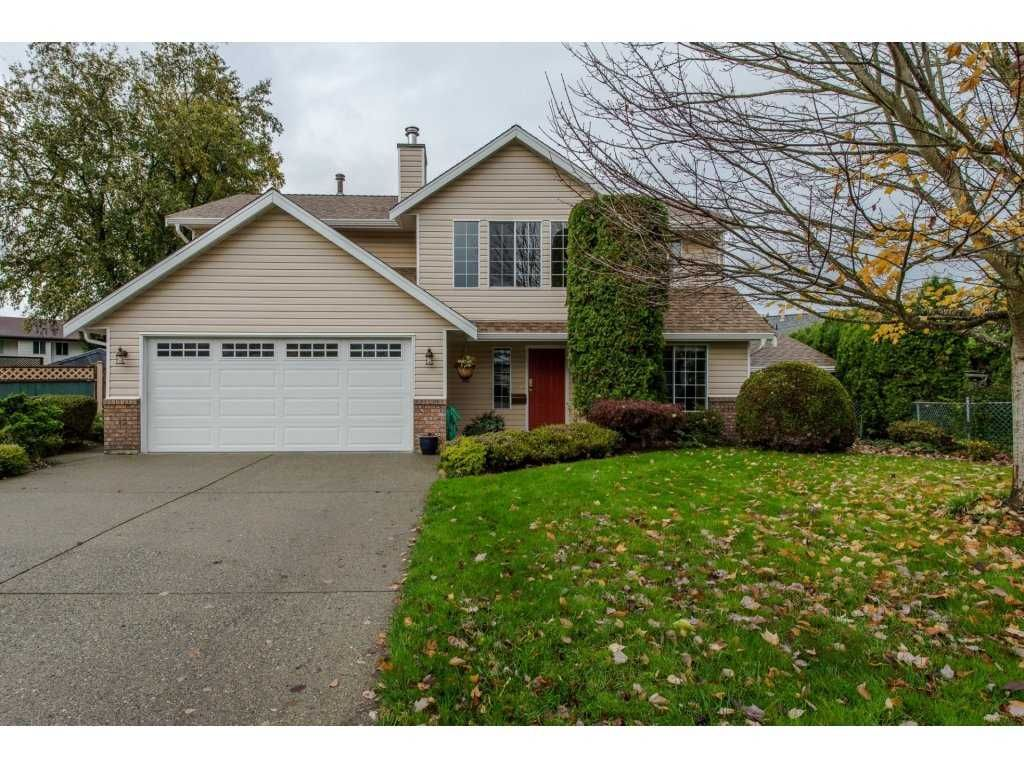 Main Photo: 32737 NANAIMO Close in Abbotsford: Central Abbotsford House for sale : MLS®# R2117570