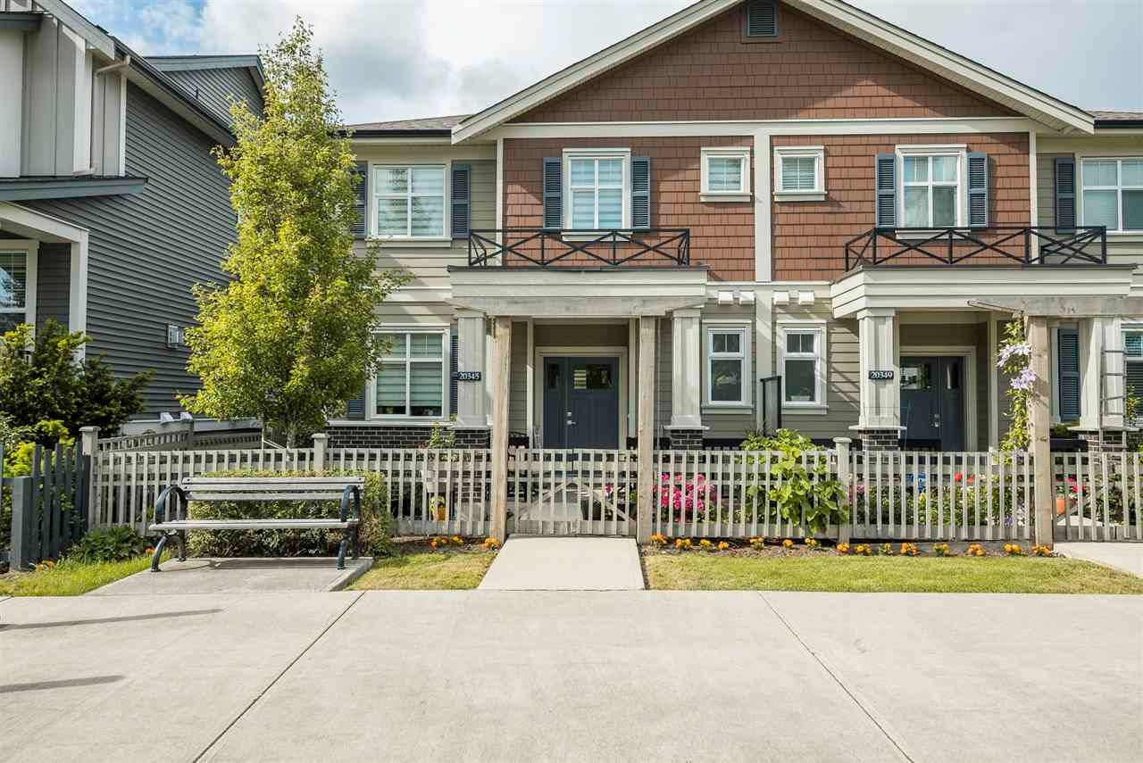 Main Photo: 20345 82 Avenue in Langley: Willoughby Heights Condo for sale : MLS®# R2582019