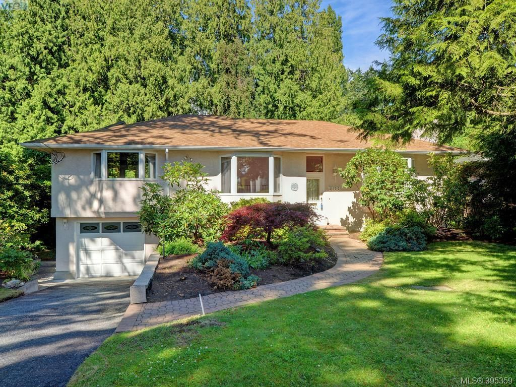 Main Photo: 5168 Del Monte Ave in VICTORIA: SE Cordova Bay House for sale (Saanich East)  : MLS®# 792681