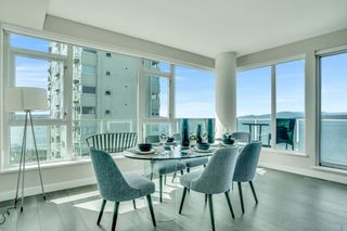 """Photo 3: 1206 1221 BIDWELL Street in Vancouver: West End VW Condo for sale in """"Alexandra"""" (Vancouver West)  : MLS®# R2562410"""