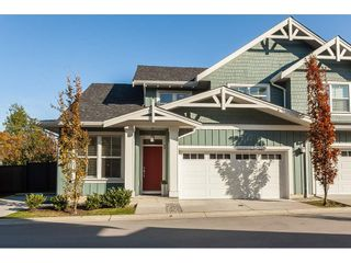"""Photo 1: 9 22057 49 Avenue in Langley: Murrayville Townhouse for sale in """"Heritage"""" : MLS®# R2416469"""