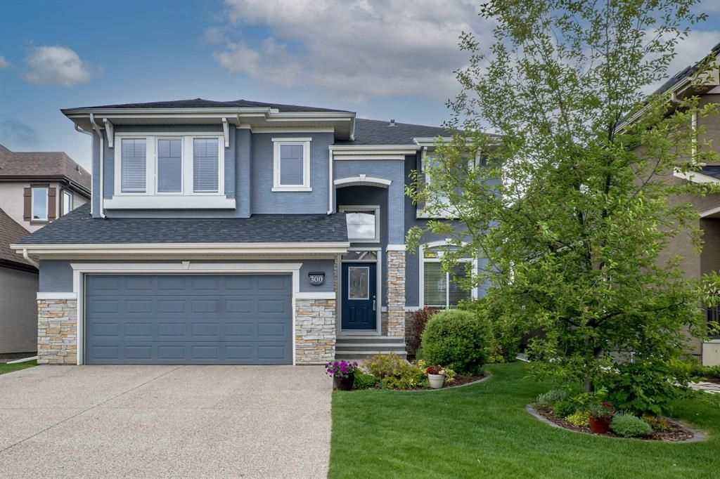 Main Photo: 300 TUSCANY ESTATES Rise NW in Calgary: Tuscany Detached for sale : MLS®# A1118921