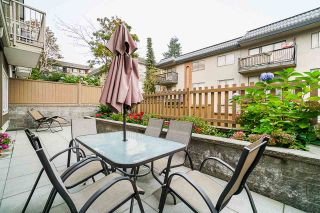 "Photo 26: 109 368 ELLESMERE Avenue in Burnaby: Capitol Hill BN Townhouse for sale in ""HILLTOP GREENE"" (Burnaby North)  : MLS®# R2500245"