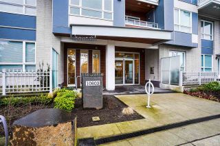 """Photo 3: 112 10603 140 Street in Surrey: Whalley Condo for sale in """"HQ Domain"""" (North Surrey)  : MLS®# R2544471"""