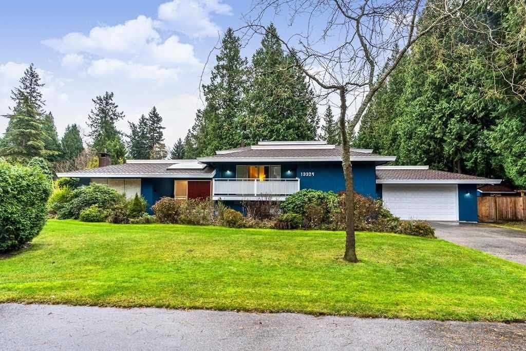 """Main Photo: 13324 18A Avenue in Surrey: Crescent Bch Ocean Pk. House for sale in """"Amble Greene"""" (South Surrey White Rock)  : MLS®# R2585343"""