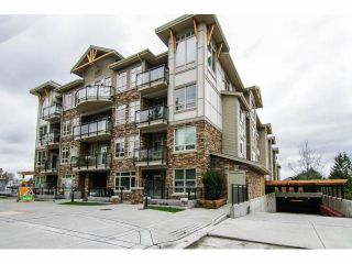 Photo 1: # 210 20861 83RD AV in Langley: Willoughby Heights Condo for sale : MLS®# F1423203
