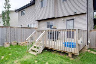 Photo 22: 356 SECORD Boulevard in Edmonton: Zone 58 House Half Duplex for sale : MLS®# E4263489