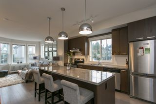 """Photo 5: 71 14838 61 Avenue in Surrey: Sullivan Station Townhouse for sale in """"Sequoia"""" : MLS®# R2123525"""
