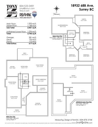 Photo 20: 18932 68B AVENUE in Surrey: Clayton House for sale (Cloverdale)  : MLS®# R2251083