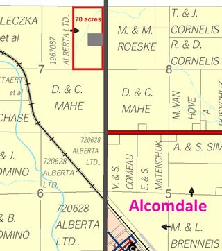 Photo 7: 57202 Hwy 44: Rural Sturgeon County Rural Land/Vacant Lot for sale : MLS®# E4226796