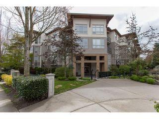 Photo 1: 114 15918 26 Avenue in Surrey: Grandview Surrey Condo for sale (South Surrey White Rock)  : MLS®# R2156157
