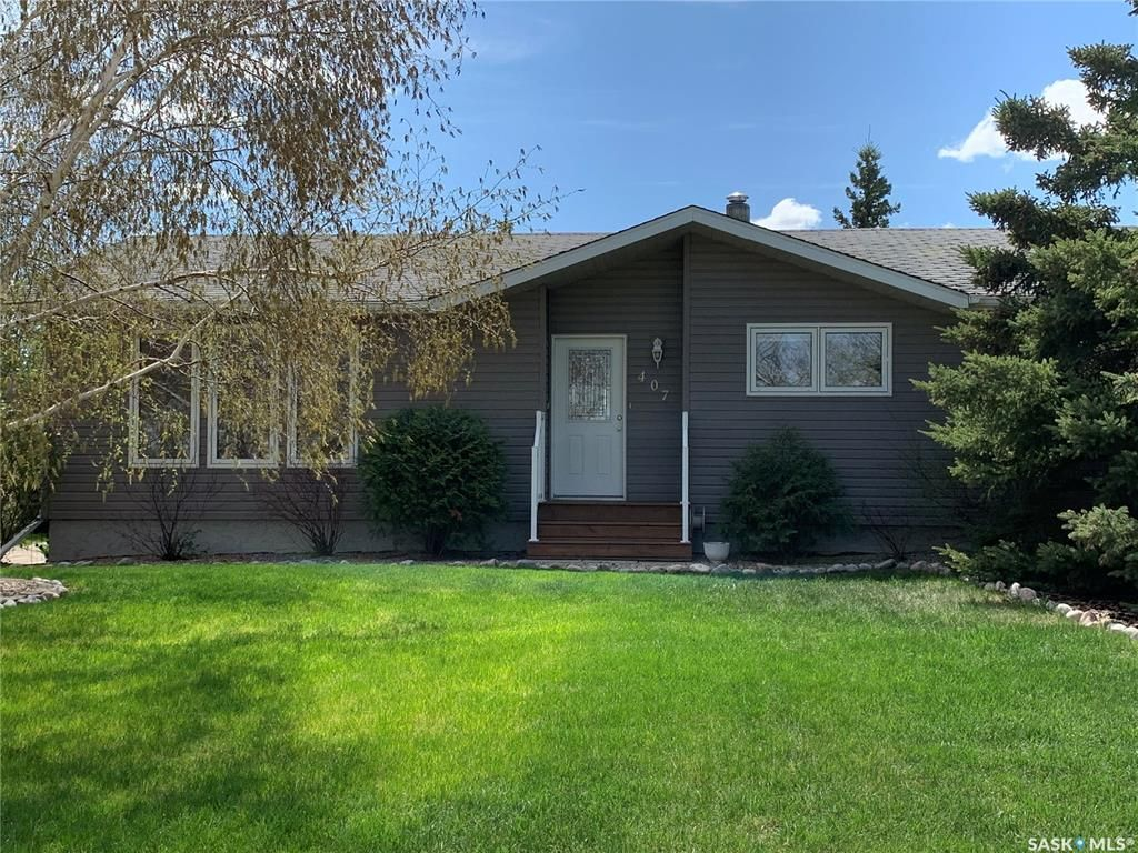 Main Photo: 407 6th Avenue East in Watrous: Residential for sale : MLS®# SK846946