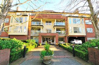 "Photo 1: 213 8300 BENNETT Road in Richmond: Brighouse South Condo for sale in ""MAPLE COURT"" : MLS®# R2159657"